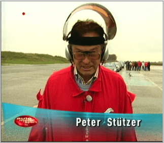 Peter Stützer Alterssimulationsanzug Ageexplorer