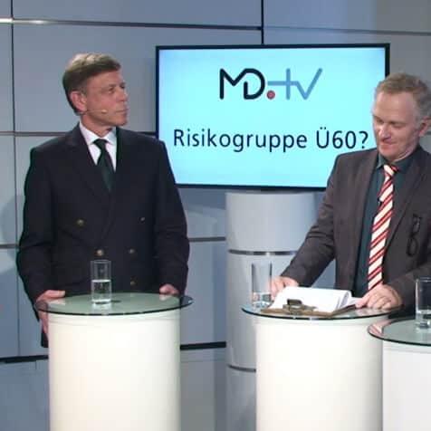 Autofahrer 60plus: Talkrunde bei motordialog.de