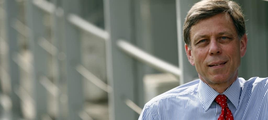 Der Erfinder des Altersanzug: Dr. Gundolf Meyer-Hentschel