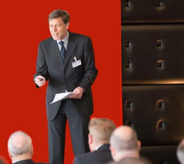 Gundolf Meyer-Hentschel - Keynote Speaker Convenience