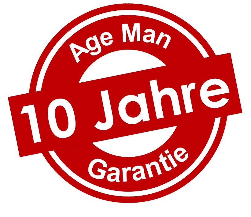 10 Jahre Garantie AgeMan Alterssimulationsanzug