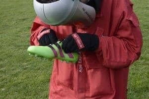 Ageexplorer Alterssimulationsanzug Fussball