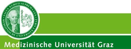 Logo Medizinische Universität Graz Referenz Gesundheitstag Unternehmen